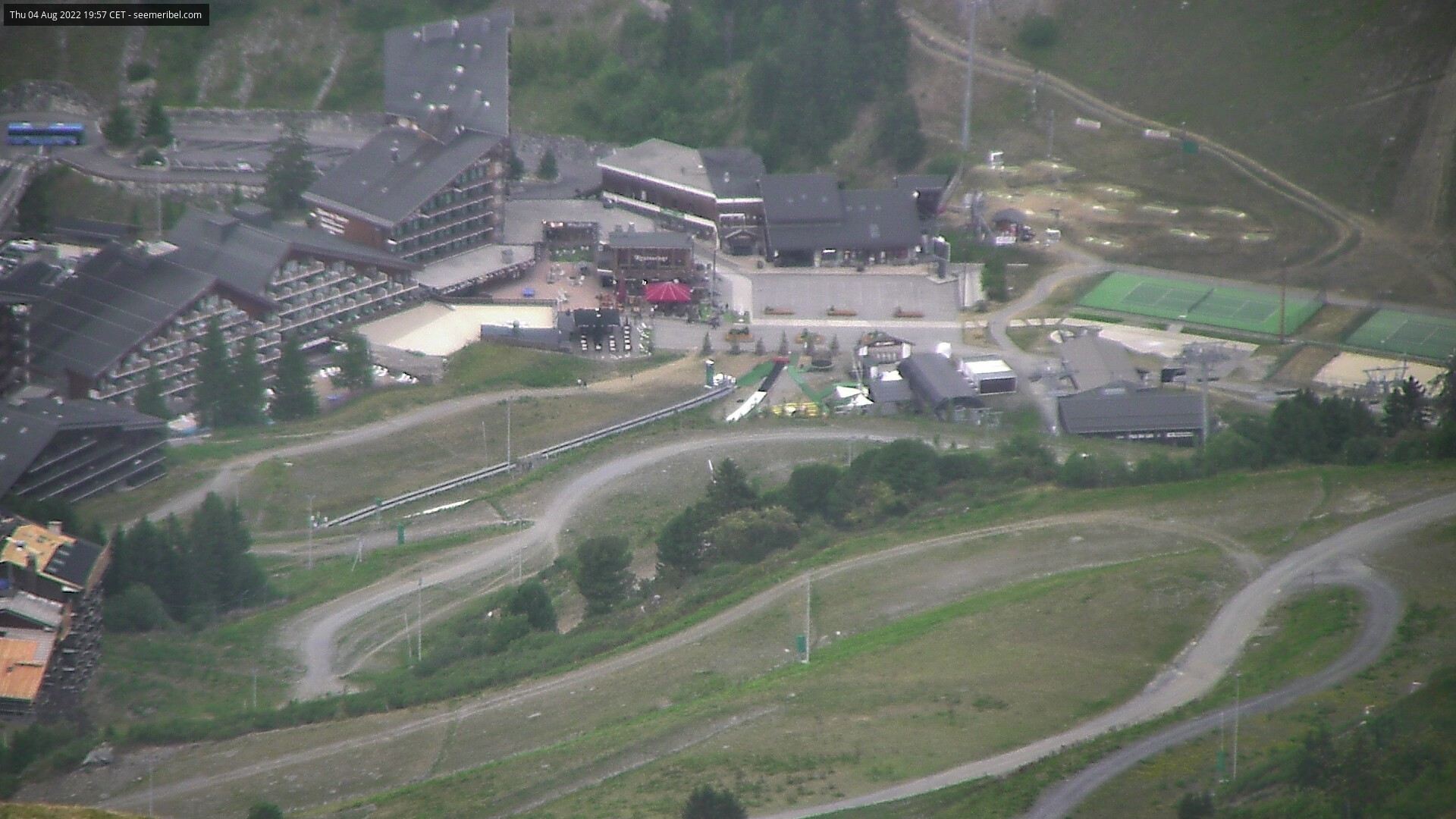 Webcam <br><span> meribel</span>